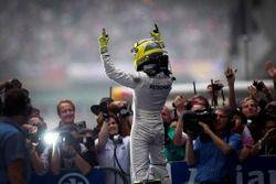 Nico Rosberg, First Mercedes AMG F1 Win - China 2012