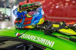 Helm von Gianmarco Quaresmini, Dinamic Motorsport