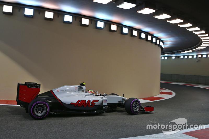 12e - Esteban Gutiérrez (Haas F1)