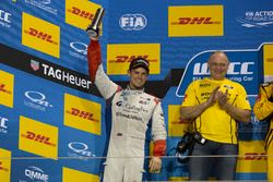 Podyum: 2. Tom Chilton, Sébastien Loeb Racing, Citroën C-Elysée WTCC