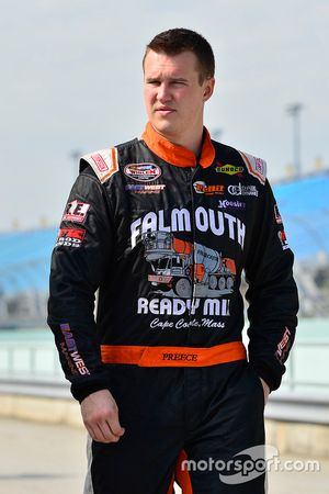 Ryan Preece, Chevrolet