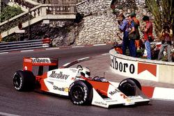 Стефан Йоханссон, McLaren MP4/3 TAG Porsche