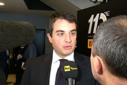 Giacomo Tortora, responsabile sviluppo Scuderia Ferrari
