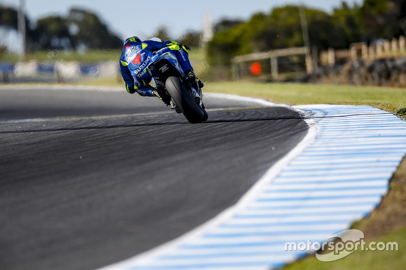 February 15: Philip Island test