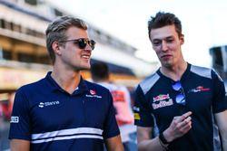 Marcus Ericsson, Sauber e Daniil Kvyat, Scuderia Toro Rosso