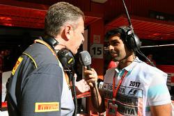 Mario Isola, Pirelli Sporting Director talks, Karun Chandhok, Channel 4 F1