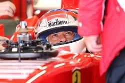 Jean Alesi, Ferrari 248 F1
