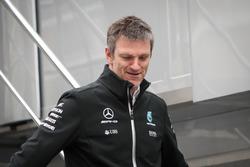 James Allison, Mercedes AMG F1 W08 Technical Director