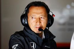 Yusuke Hasegawa, Gerente Senior de Honda