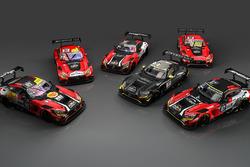 AKKA-ASP cars line-up