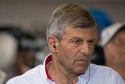 Fritz Enzinger, Leiter Porsche LMP1
