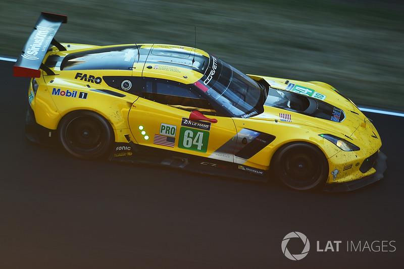 2017: #64 Corvette Racing Corvette C7.R: Oliver Gavin, Tommy Milner, Marcel Fassler