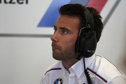 #42 BMW Team Schnitzer, BMW M6 GT3: Philipp Eng
