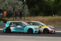 Роб Хафф, Leopard Racing Team WRT, Volkswagen Golf GTi TCR