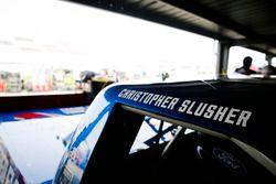 Chase Briscoe, Brad Keselowski Racing Ford, Christopher Slusher