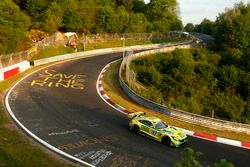 №48 Mann-Filter Team HTP Motorsport, Mercedes-AMG GT3: Кеннет Хайер, Бернд Шнайдер, Инди Донтье, Пат