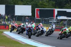 Alex Lowes, Pata Yamaha last