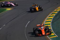 Fernando Alonso, McLaren MCL32,
