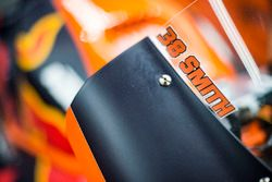 Bradley Smith, Red Bull KTM Factory Racing KTM RC16 detail