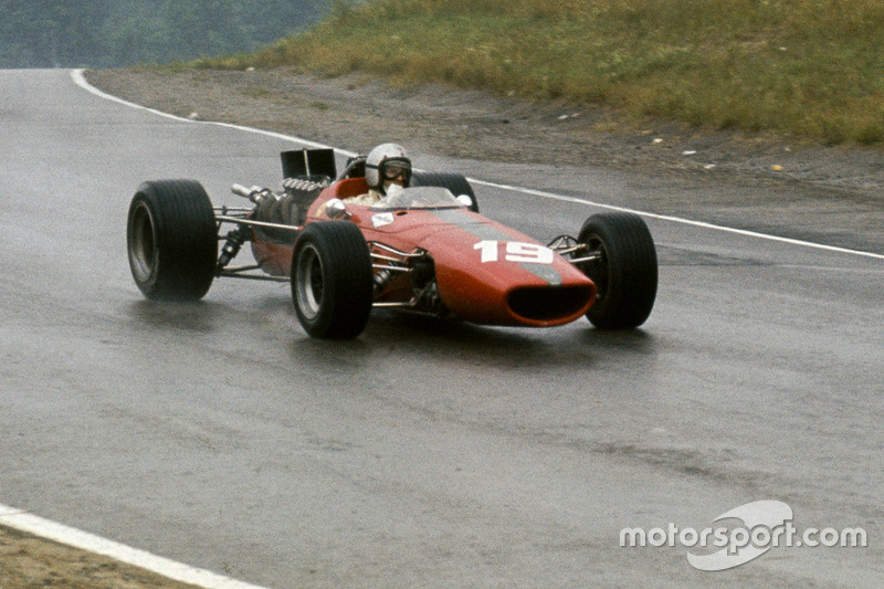 1967-1968 : McLaren M5A - BRM