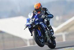 #57 Yamaha: Alex Plancassagne