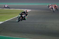 Johann Zarco, Monster Yamaha Tech 3 about to crash