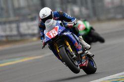 #15 Yamaha: Mathieu Dumas