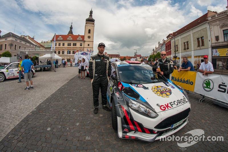 Jarek Szeja e Marcin Szeja, Ford Fiesta R5