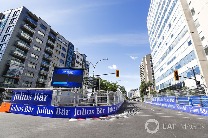 The circuit at Montreal ePrix | Canadian Edition