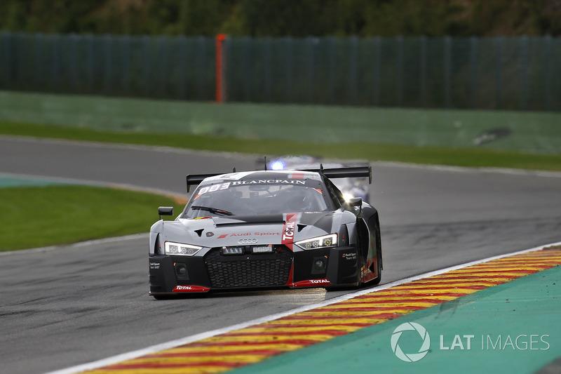 5. #2 Audi Sport Team WRT, Audi R8 LMS