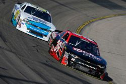 Ryan Sieg, RSS Racing Chevrolet, Ray Black Jr., SS-Green Light Racing Chevrolet