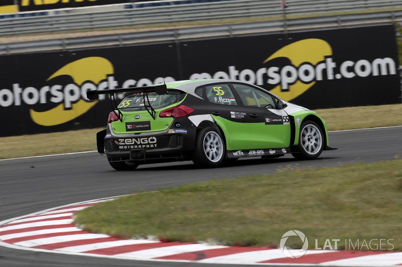 Ференц Фіца, Zengo Motorsport, KIA cee'd TCR