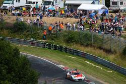 Klaus Abbelen, Sabine Schmitz, Andreas Ziegler, Frikadelli Racing, Porsche 911 GT3 R