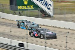 #12 TA Ford Mustang, Steve Burns, #7 TA Chevrolet Corvette, Claudio Burtin, Burtin Racing