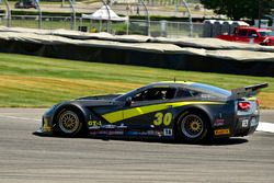 #30 TA Chevrolet Corvette, Richard Grant, Grant Racing