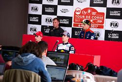 Hayden Paddon, Hyundai Motorsport, Stéphane Lefebvre, Citroën World Rally Team, Sébastien Ogier, M-S