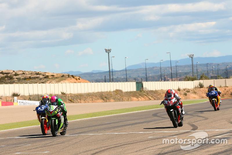 Scott Deroue, MTM HS Kawasaki, Mika Perez, WILSport Racedays