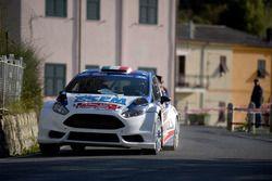 Antonio Rusce, Sauro Farnocchia, Ford Fiesta R5