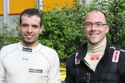Marcel Maurer und Philip Egli