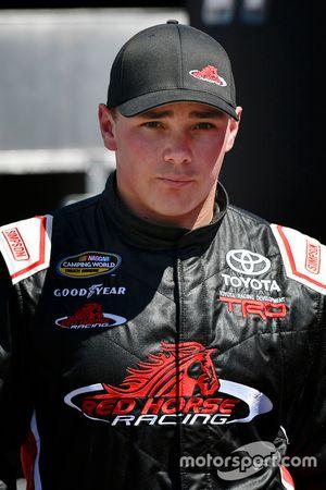 Brett Moffitt, Red Horse Racing, Toyota