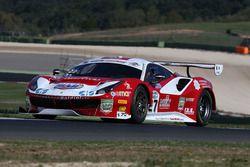Ferrari 488-S.GT3 #27, Scuderia Baldini 27: Malucelli-Cheever