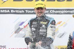 Ganador de la carrera Tom Ingram, Speedworks Motorsport