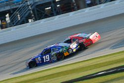 Matt Tifft, Joe Gibbs Racing Toyota, Erik Jones, Joe Gibbs Racing Toyota