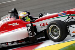 Каллум Илотт, Prema Powerteam, Dallara F317 - Mercedes-Benz