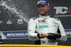 Podium: Rob Huff, Leopard Racing Team WRT, Volkswagen Golf GTi TCR