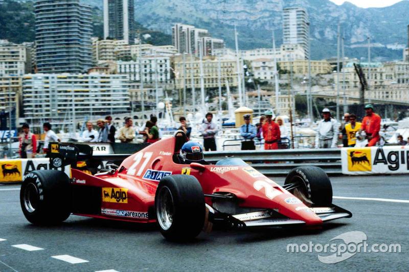 Ferrari 2 şampiyonluk (1982, 1983)