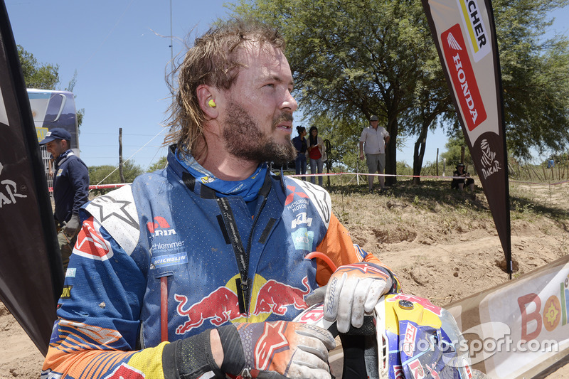 #1 Red Bull KTM Factory Team: Toby Price