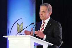 Miguel Angel Mancera, Mexico City mayor