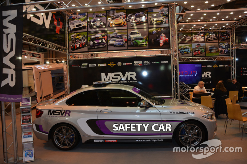 MSV racing safety car