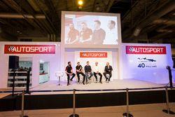 Paul Streather, Clio Cup UK, Ant Whorton-Eales, 2016 Clio Cup Champion, Adam Morgan, BTCC driver, Wi
